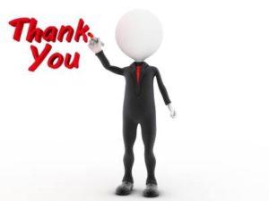 Gracias - OnSAT - Blog