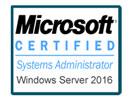 MSCA2016 - Microsoft Certified System Administrator Windows Server 2016 - Bagaje - OnSAT - Servicios Informáticos