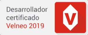 Velneo Desarrollador Certificado 2019 - Bagaje - OnSAT - Servicios Informáticos- Zaragoza - Huesca - Teruel