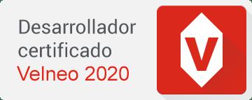 desarrollador-certificado-velneo-2020 01- OnSAT - Servicios Informáticos