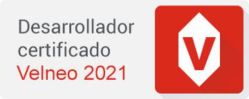 desarrollador-certificado-velneo-2021-OnSAT - Servicios Informaticos